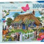 Country Cottage Collection, Wisteria Cottage, 1000pc