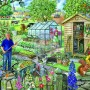 At The Allotment, 500 XL puzzle