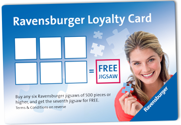 Ravensburger Loyalty Scheme