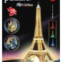 Eiffel Tower, Light Up, 3D Puzzle, 216pc