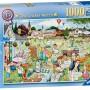 Best of British, The Cricket Match, 1000pc