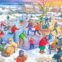 Ice Skating, 500 XL puzzle