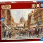 London, St Pauls And Ludgate Hill, 1000pc