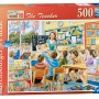 Happy Days at Work, The Teacher, 500pc