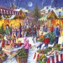 Christmas Fayre, 1000pc Puzzle