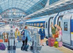 T56310 Eurostar at St Pancreas 500pc Puzzle.indd