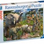 Animals At The Waterhole, 3000pc
