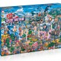 I Love Great Britain, 1000pc Puzzle