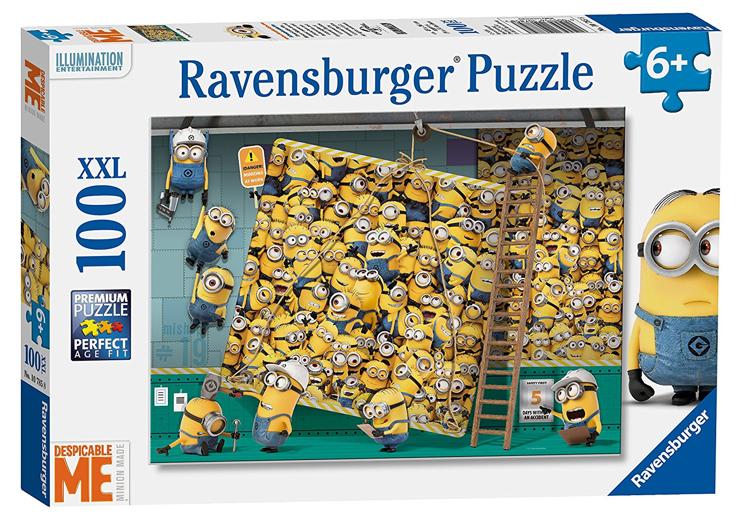 Despicable Me, XXL 100pc