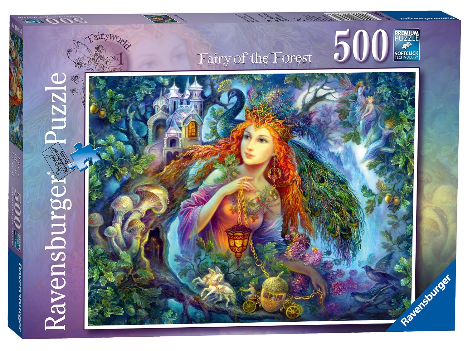 Fairy Of The Forest, 500pc