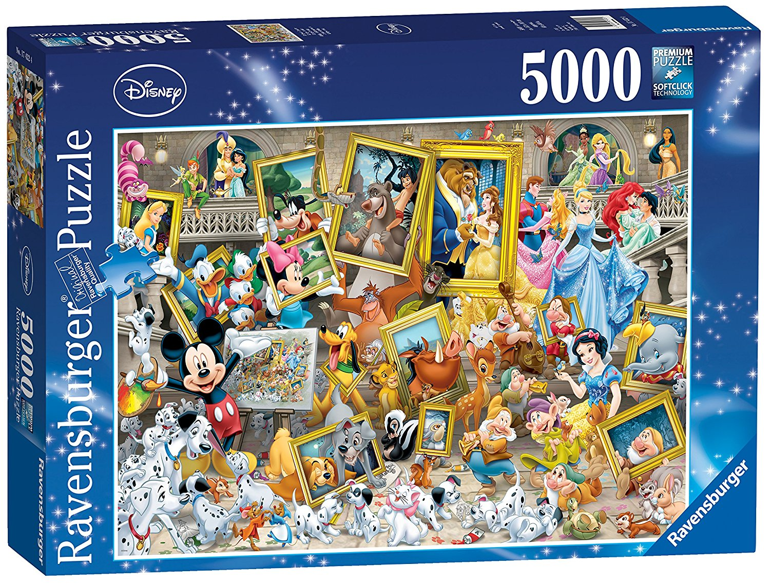 Disney Multicharacter, 5000pc