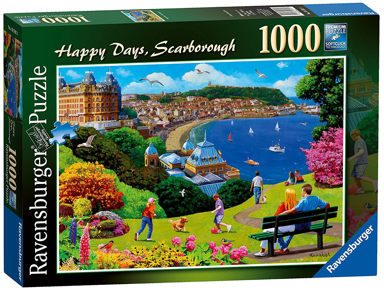 Happy Days Scarborough, 1000pc