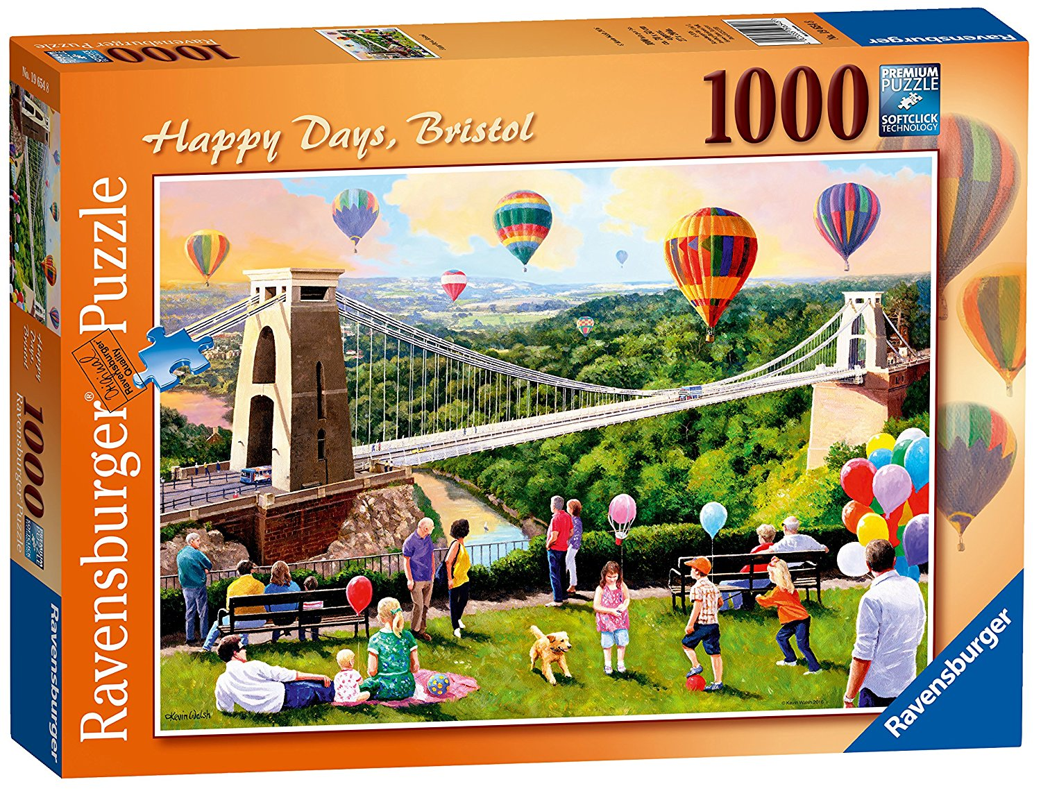Happy Days Bristol, 1000pc
