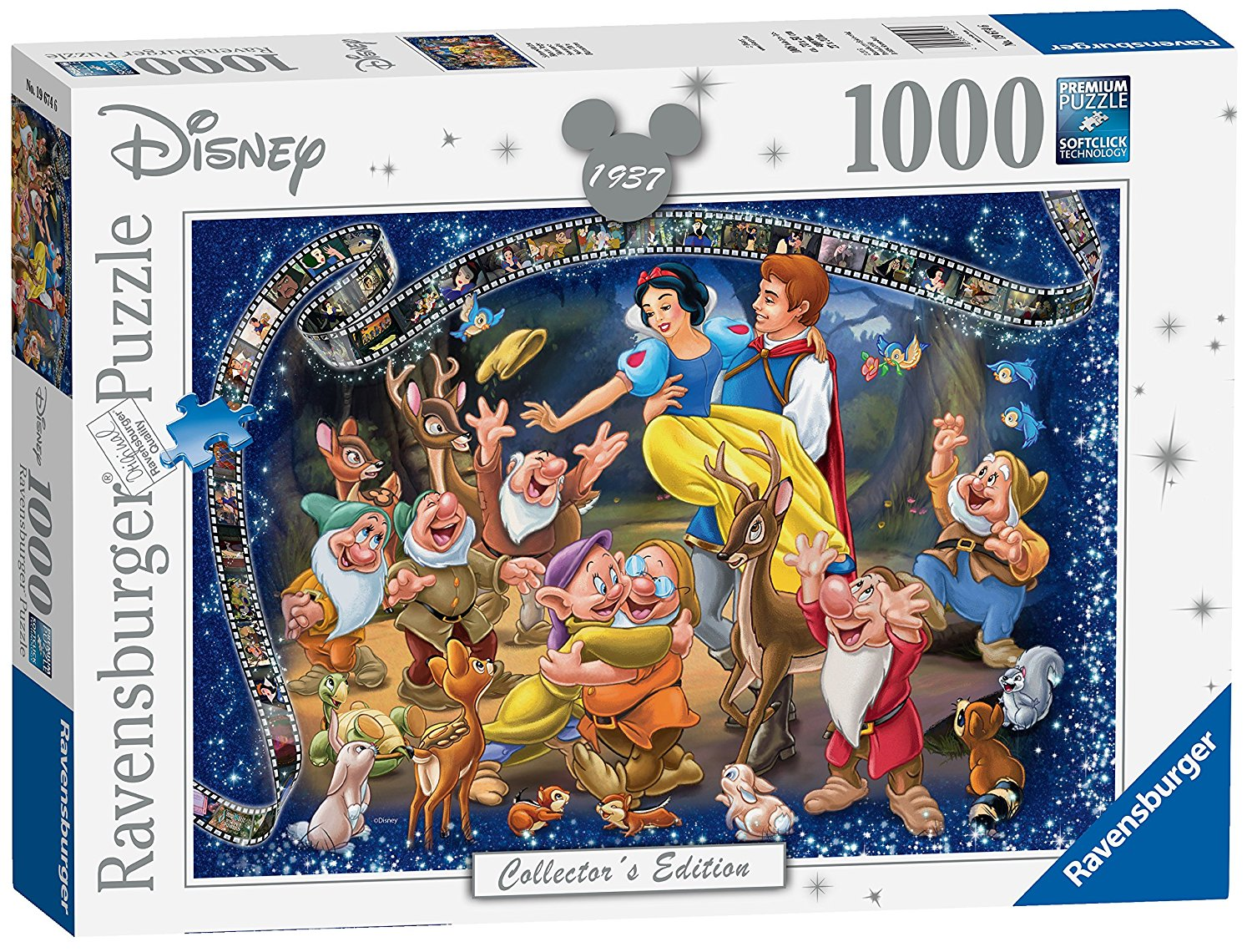 Snow White Collector's Edition, 1000pc