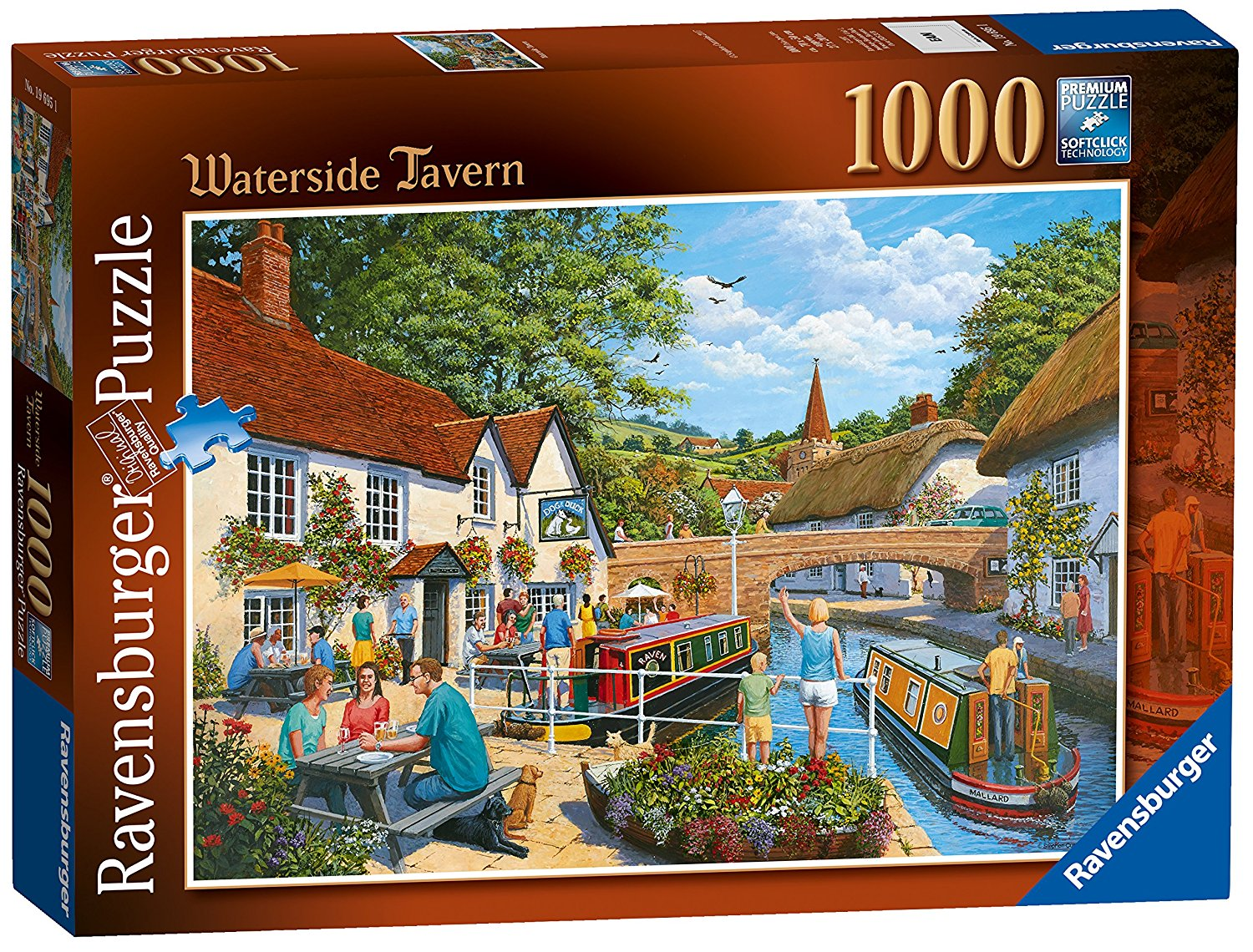 Waterside Tavern, 1000pc