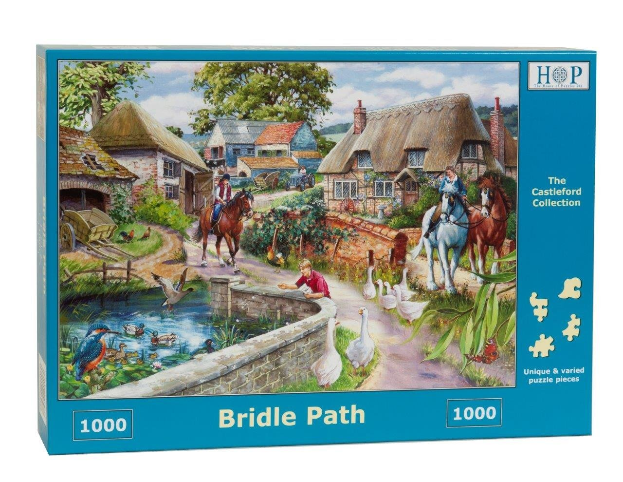 Daffodil Cottage, 1000pce Puzzle