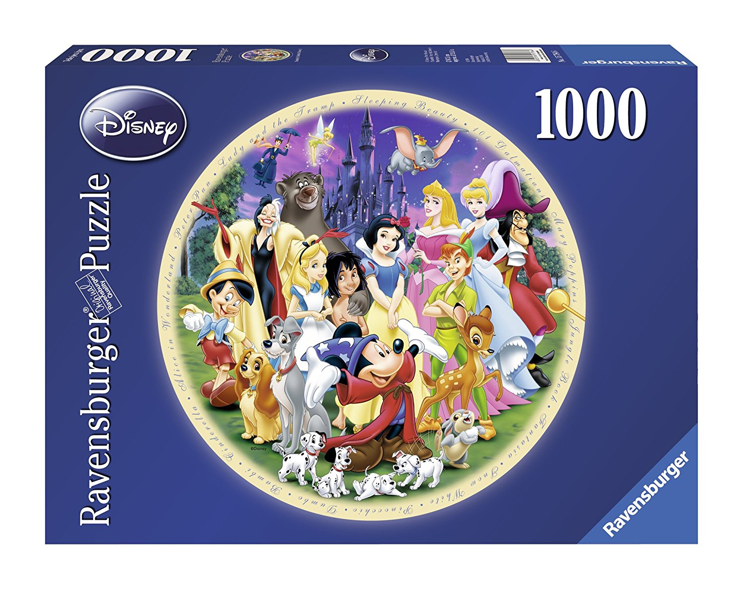 World Of Disney Collector's Edition, 1000pc