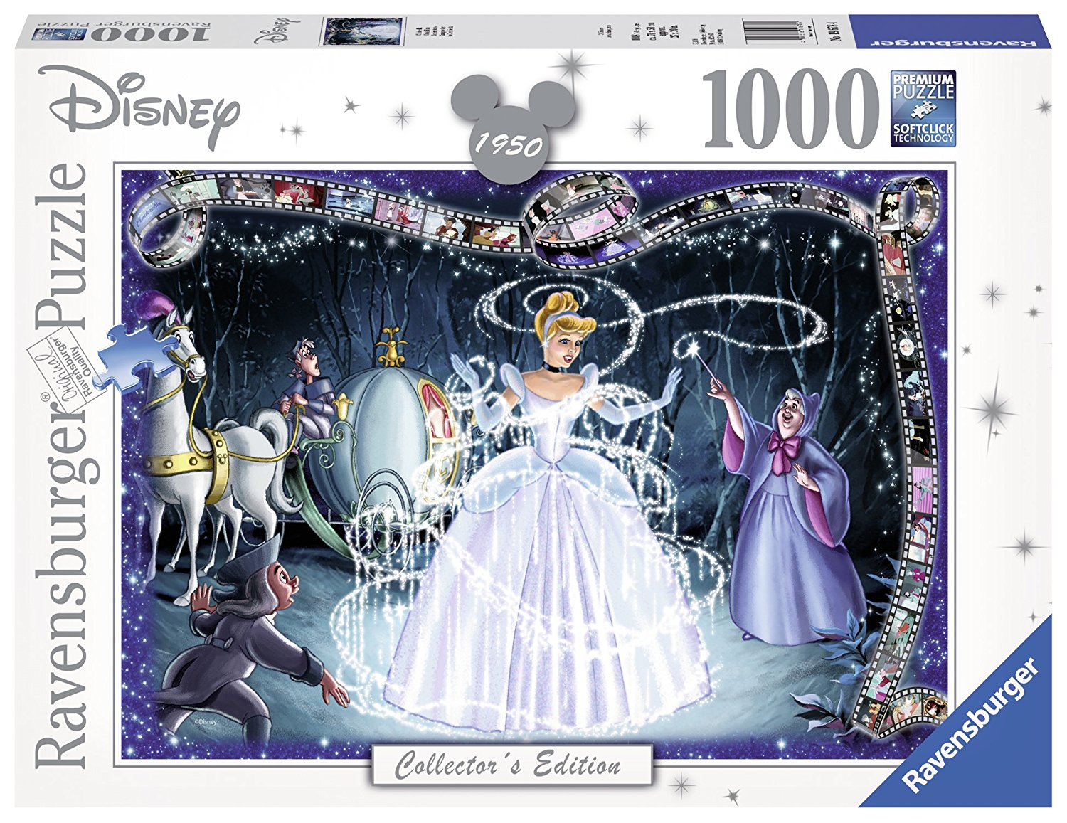 Cinderella Disney Collector's Edition, 1000pc