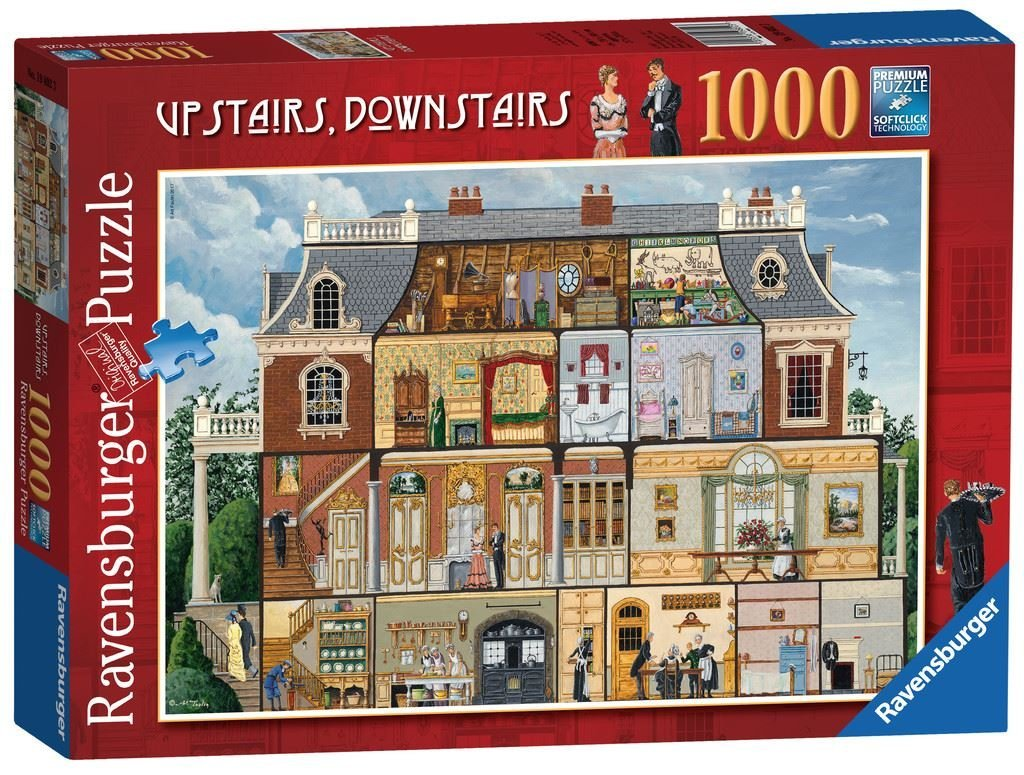 Upstairs Downstairs, 1000pc