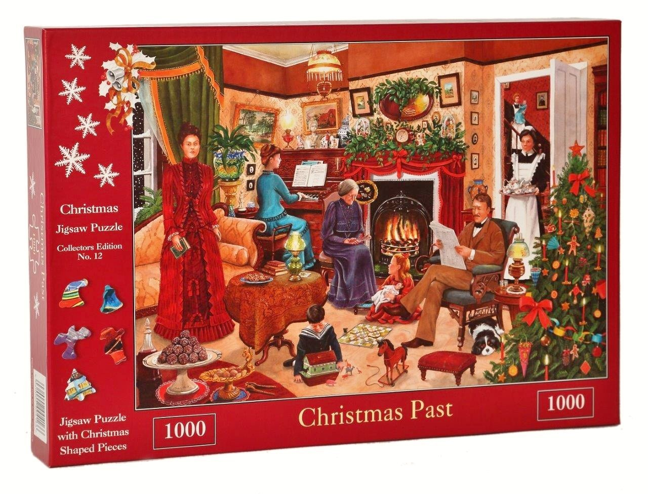 Christmas Past, Limited Edition, No12, 1000pc