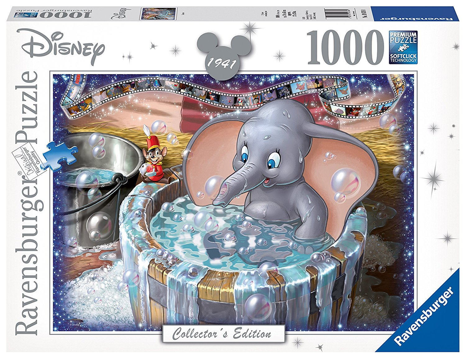 Dumbo Disney Collector's Edition, 1000pc