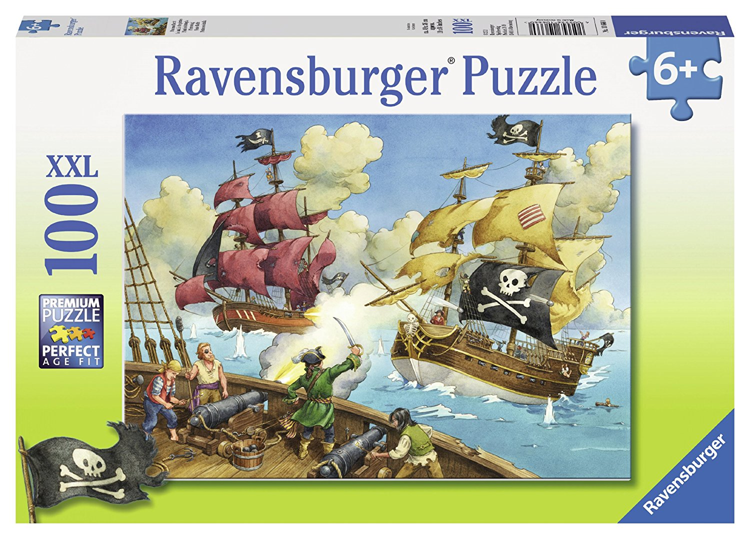 Pirate Ship, XXL 100pc