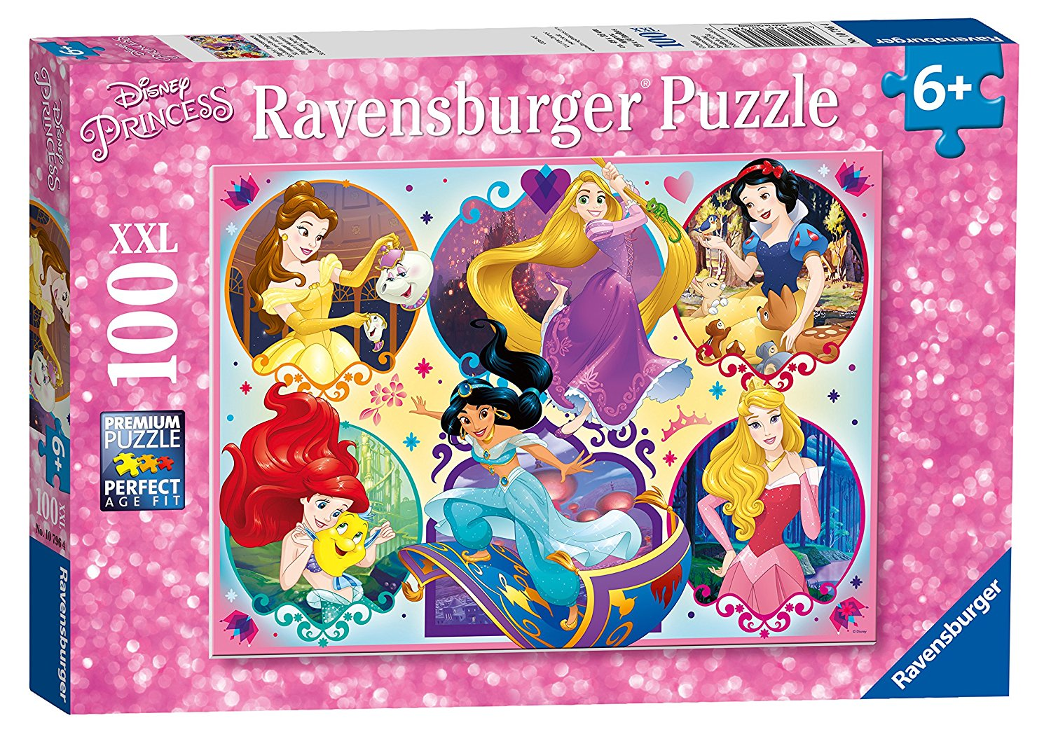 Disney Princess, XXL 100pc