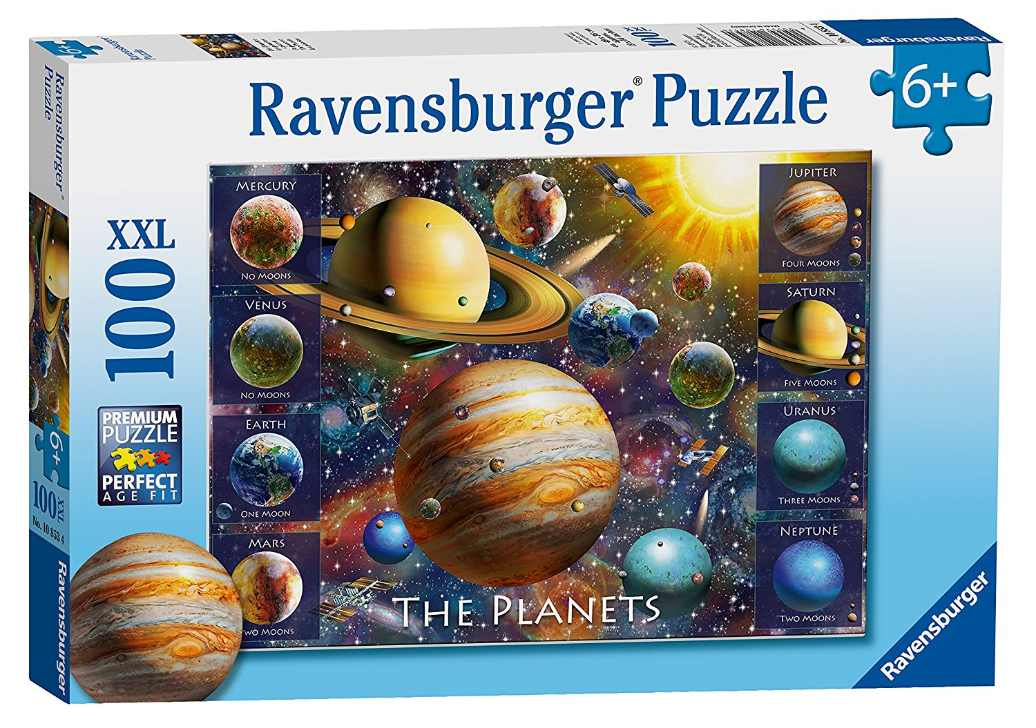 The Planets, XXL 100pc