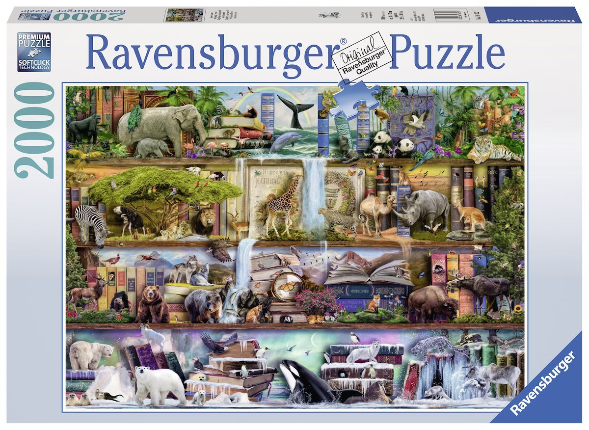 Amazing Animal Kingdom, 2000pc