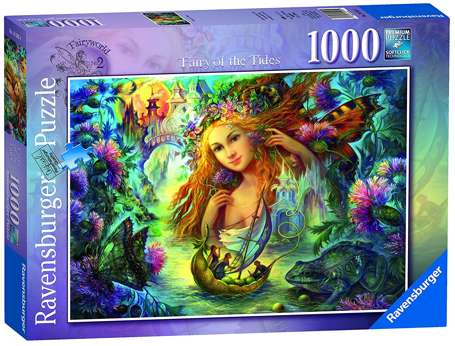 Fairy Of The Tides, 1000pc
