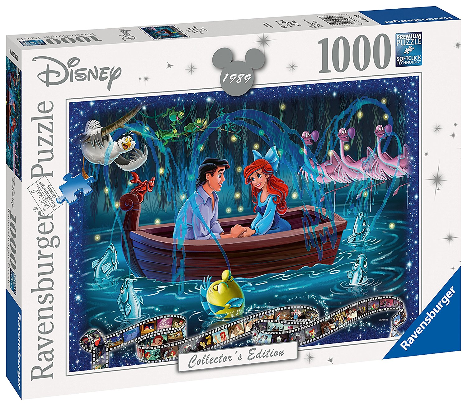 Little Mermaid Disney Collector's Edition, 1000pc