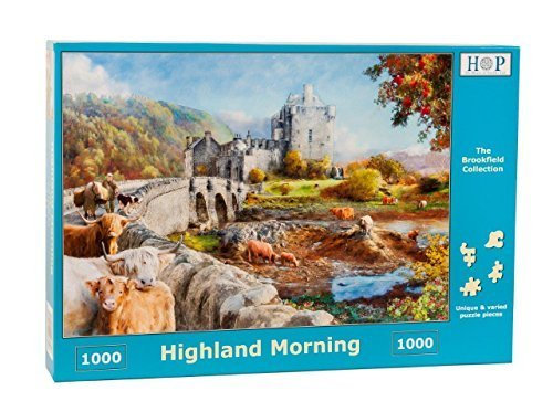 Highland Morning, 1000pc