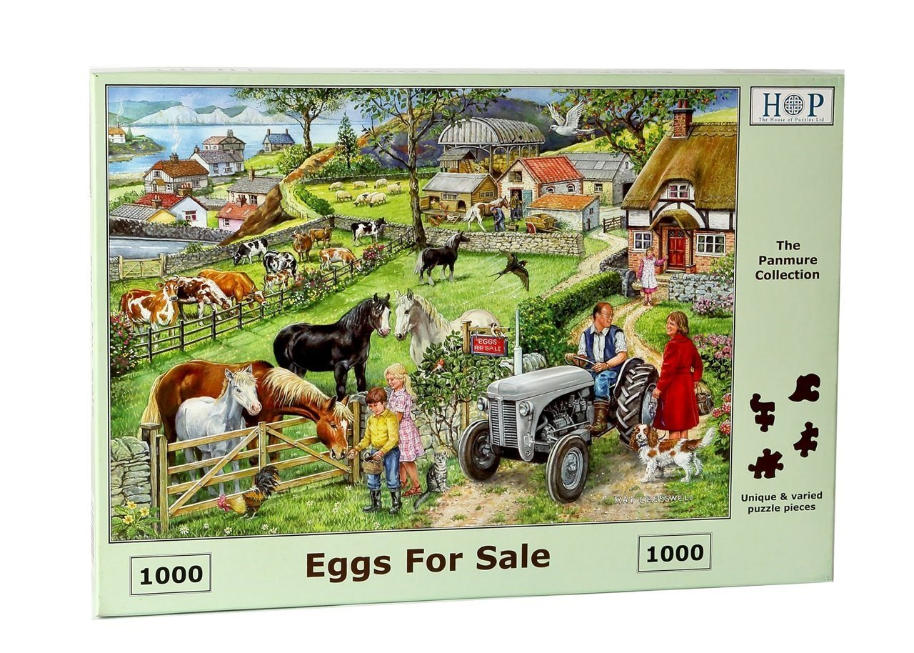 Eggs For Sale, 1000pce