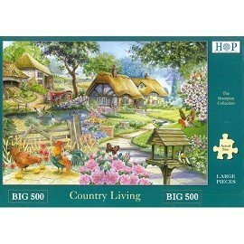 Country Living, 500xl Puzzle