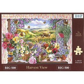 Harvest View, 500xl pce