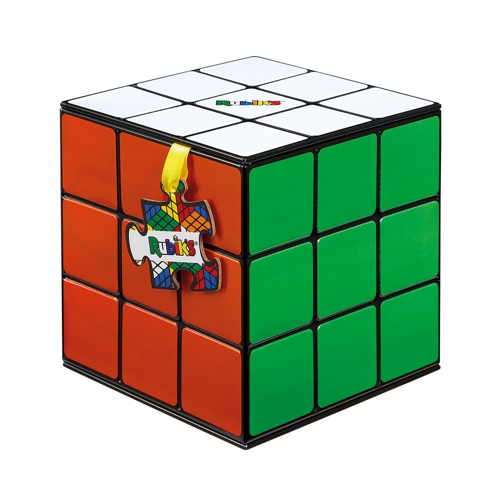 Rubik's Cube, Double Sided Jigsaw, 500pc puzzle