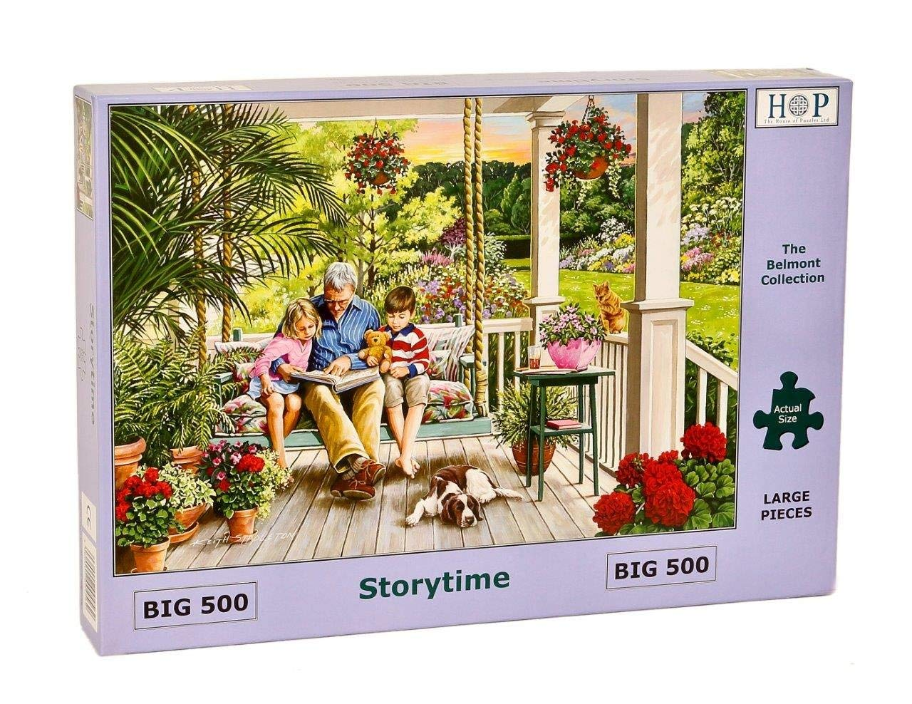 Story Time, 500xl Puzzle