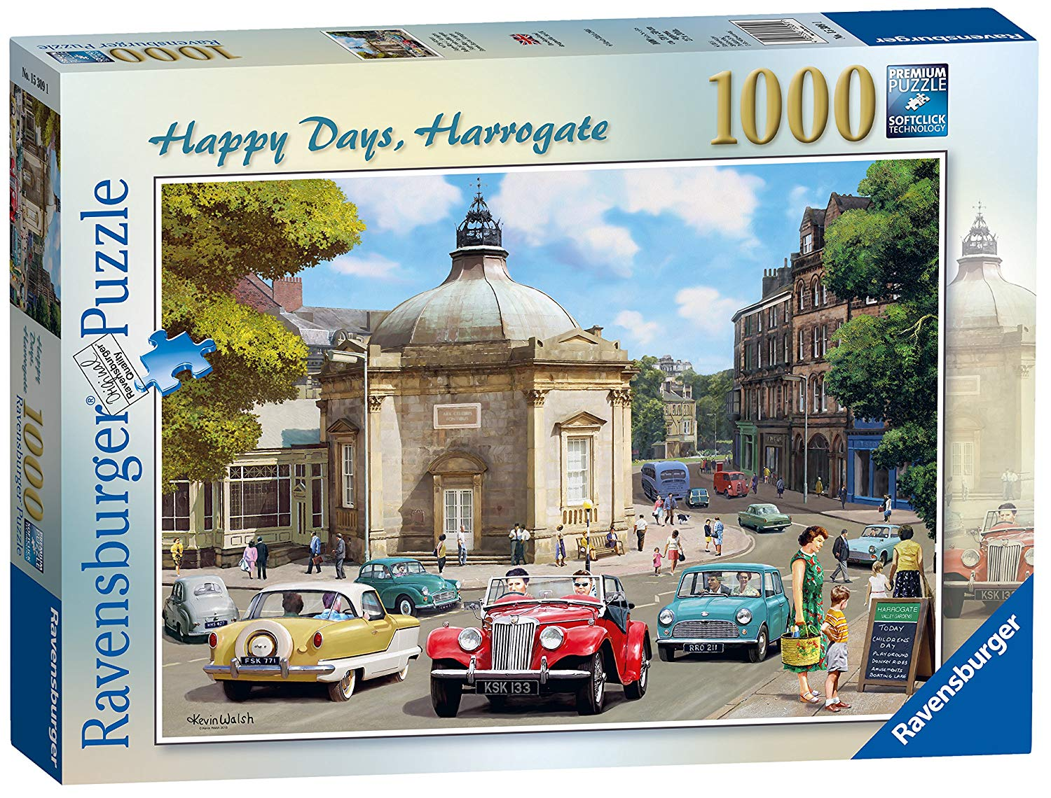 Happy Days Harrogate, 1000pc